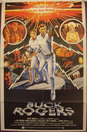 Buck Rogers in the 25th Century 600x907