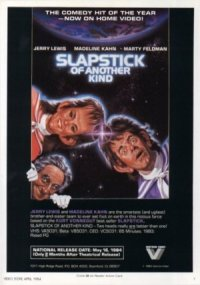 Slapstick (Of Another Kind) poster
