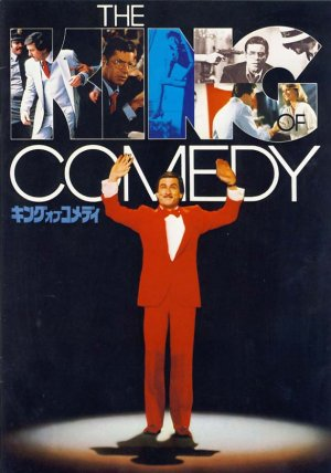 The King of Comedy 631x900