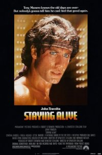 Staying Alive poster