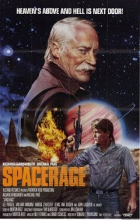 Space Rage poster