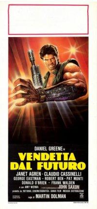 Hands of Steel poster