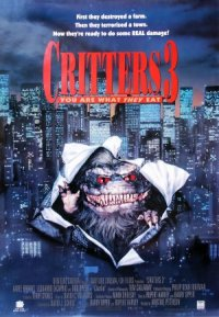Critters 3 poster