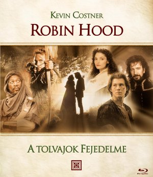 Robin Hood Blu-ray cover