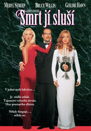 Death Becomes Her Dvd cover