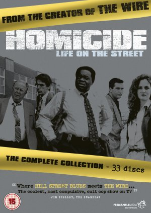 Homicide: Life on the Street 1606x2265