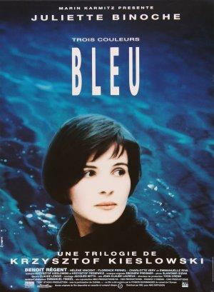 Drei Farben - Blau 2200x3000