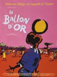 Le ballon d'or poster