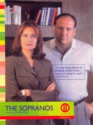 The Sopranos 1577x2111