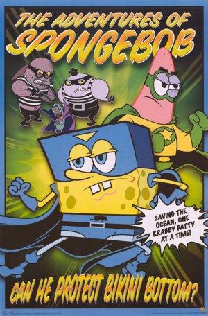 SpongeBob Schwammkopf 580x882