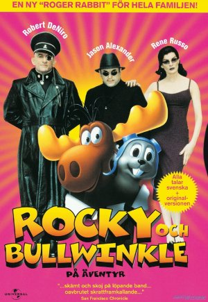 The Adventures of Rocky & Bullwinkle 641x929