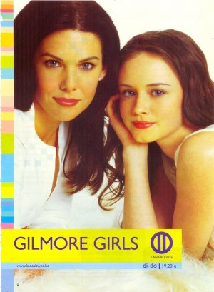 Gilmore Girls 1605x2187