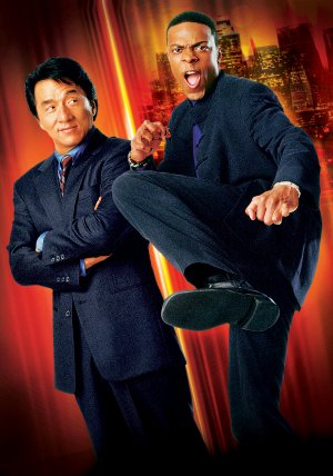 Rush Hour 2 Key art