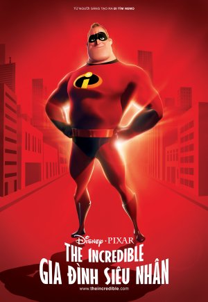 The Incredibles 3452x5000