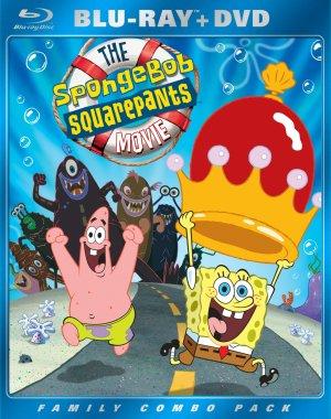 The SpongeBob SquarePants Movie 1420x1799