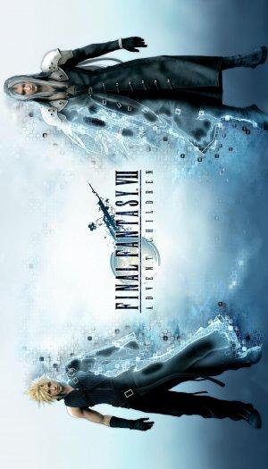 Final Fantasy VII: Advent Children 2858x5000