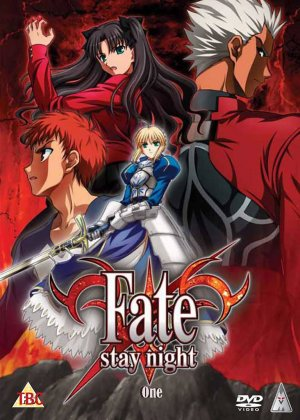 Fate/stay night 768x1076