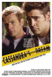 Cassandras Traum poster