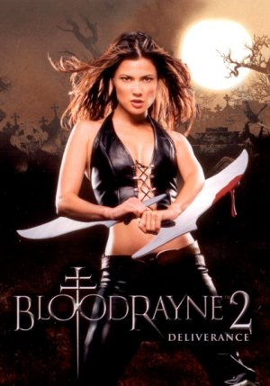 BloodRayne II: Deliverance 420x600