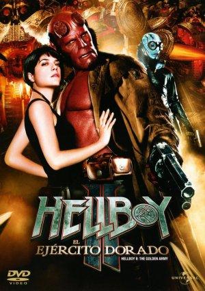 Hellboy II: The Golden Army 1004x1421