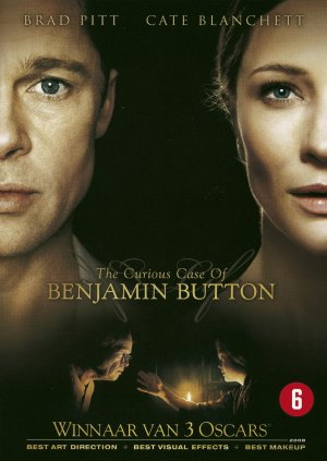 The Curious Case of Benjamin Button Cover
