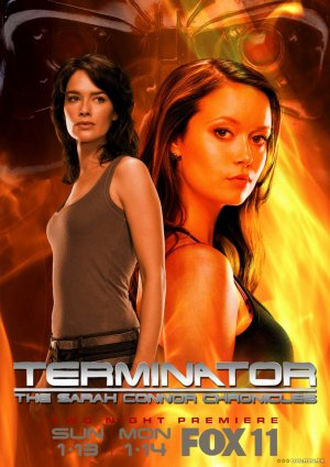Terminator: The Sarah Connor Chronicles 988x1400