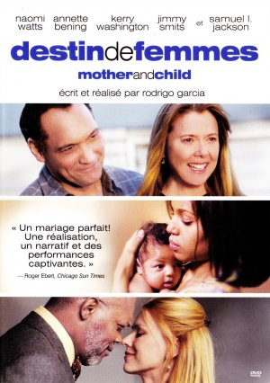Mother and Child Dvd cover