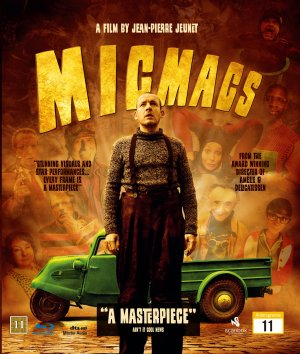 Micmacs � tire-larigot Blu-ray cover