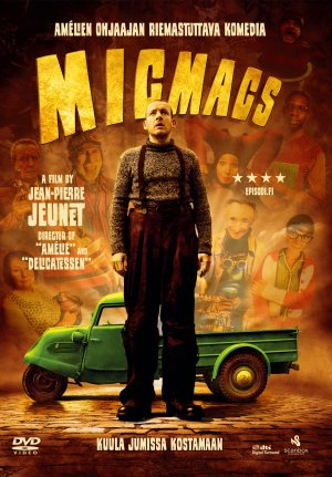 Micmacs � tire-larigot Dvd cover