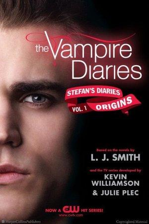 The Vampire Diaries 499x750