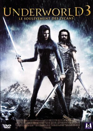 Underworld: Rise of the Lycans 1563x2202