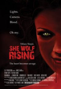 She Wolf Rising poster