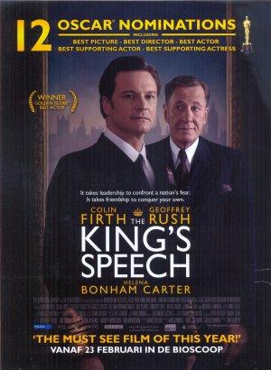 The King's Speech 2550x3485