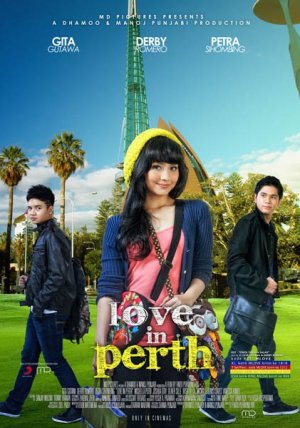 Love in Perth Poster