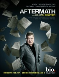 Aftermath with William Shatner poster