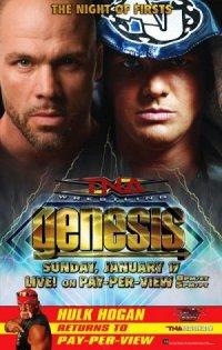 TNA: Genesis poster