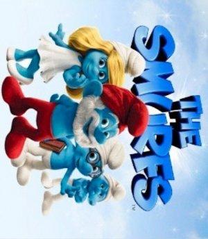 The Smurfs 479x550