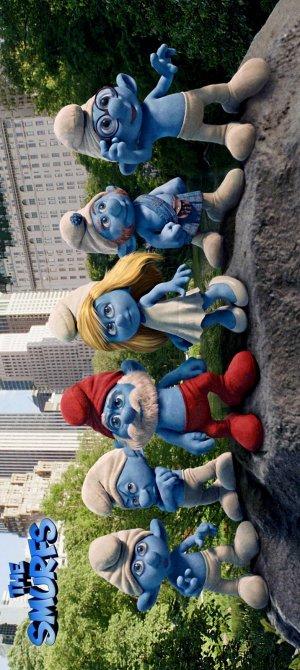 The Smurfs 716x1600