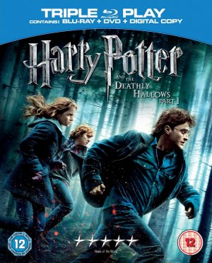 Harry Potter and the Deathly Hallows: Part I Cover