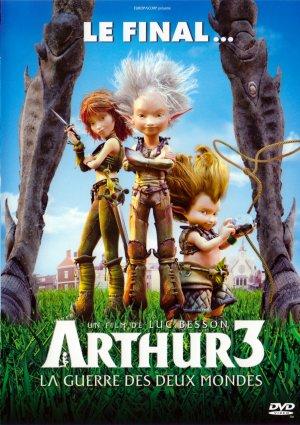 Arthur und die Minimoys 3 - Die große Entscheidung 1982x2807