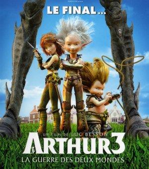 Arthur und die Minimoys 3 - Die große Entscheidung 1542x1748