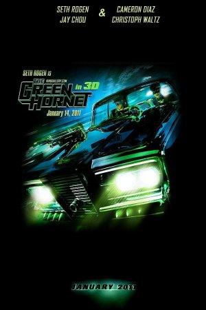 The Green Hornet 633x950
