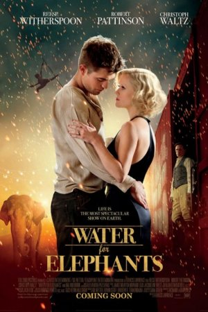 Water for Elephants 503x755