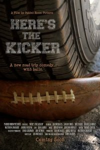 Here's the Kicker poster