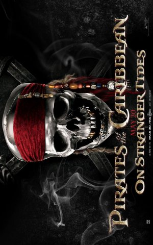 Pirates of the Caribbean: On Stranger Tides 707x1131