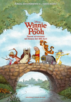 Winnie Puuh 3307x4724