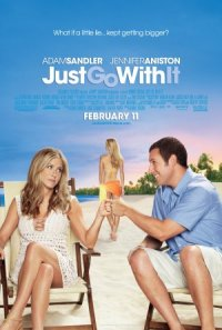 Just Go with It poster