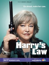 Harry's Law poster