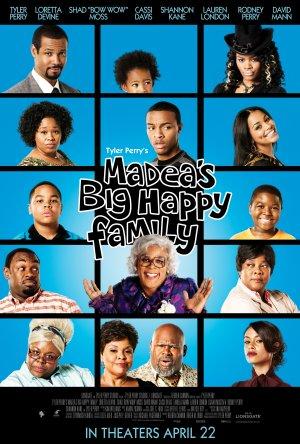 Madea's Big Happy Family 2400x3554