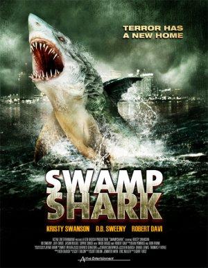 Swamp Shark 560x720